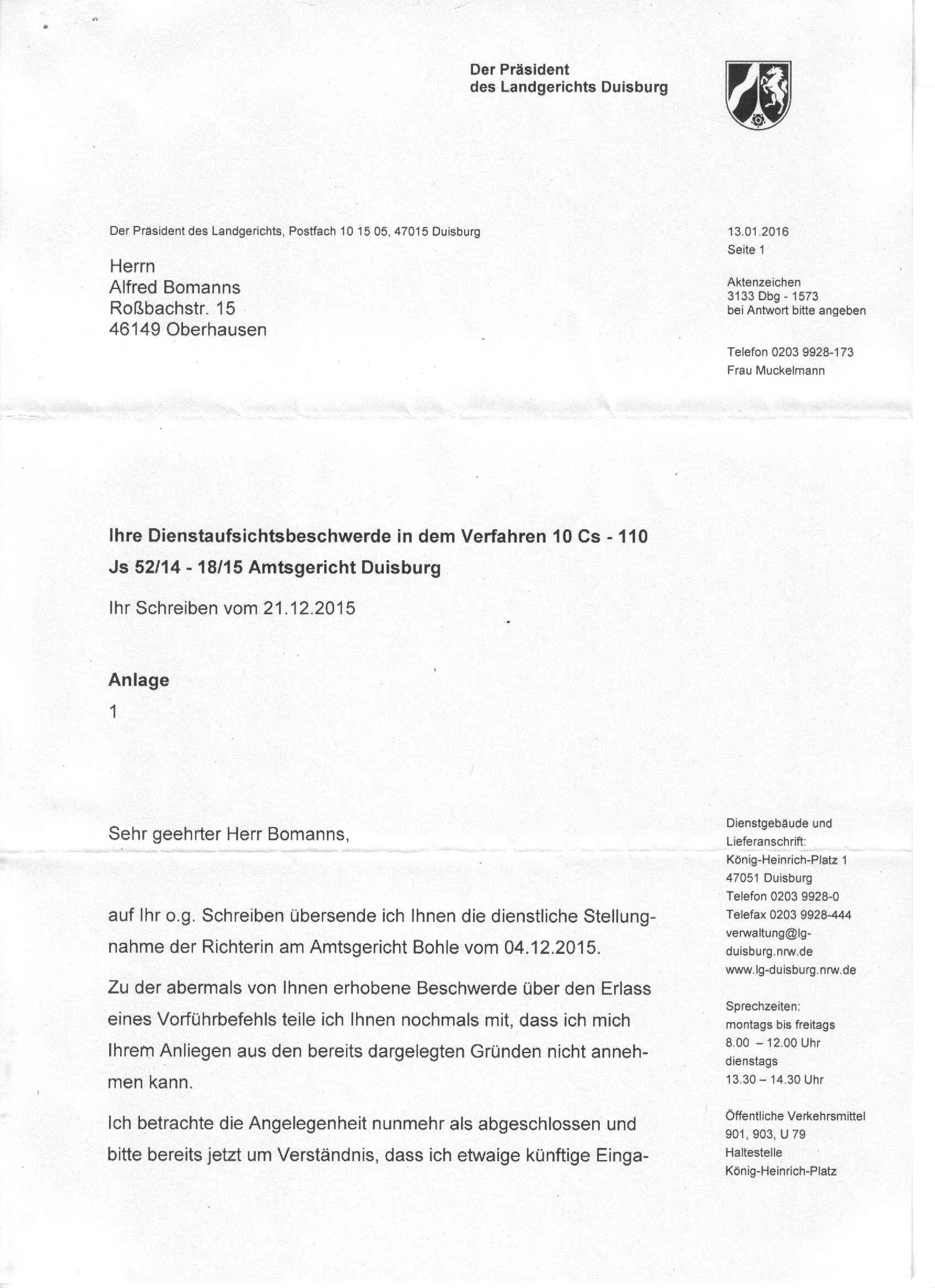 Richterin Rita Bohle Und Oberstaatsanwalt Wolfgang Seither Aus